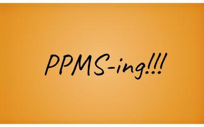 Introducing PPMS-ing!!!